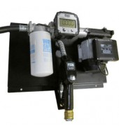 Piusi Wall Mounted Kit + Pulse Meter - ST Bi-Pump 12v A K600 B/3 10μ